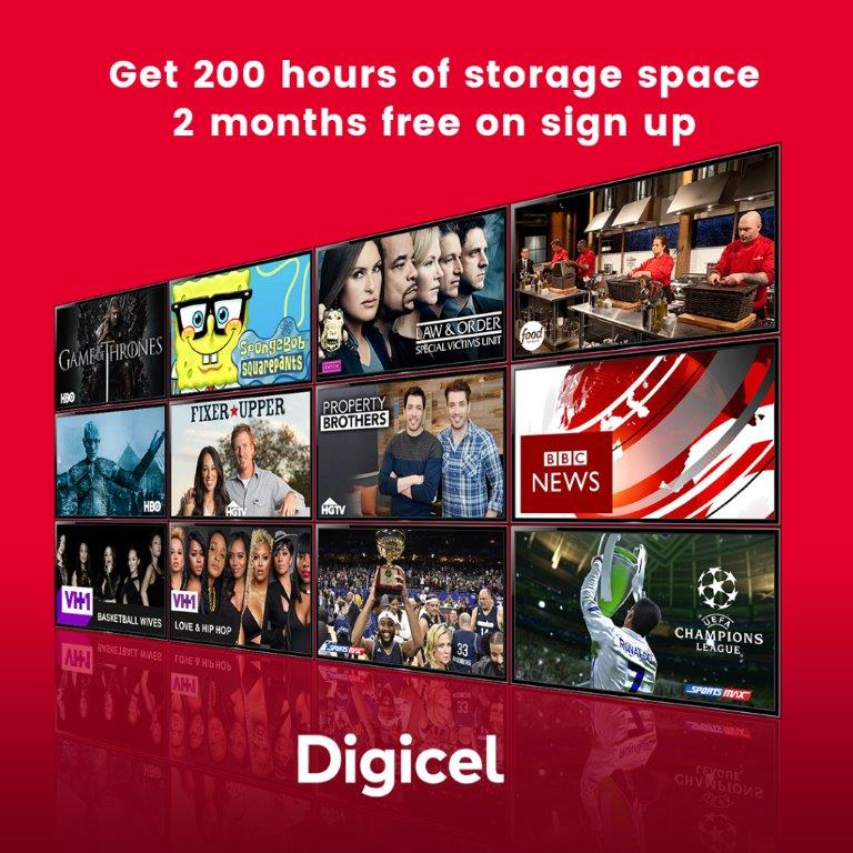 Digicel & Trend Media change the advertising landscape