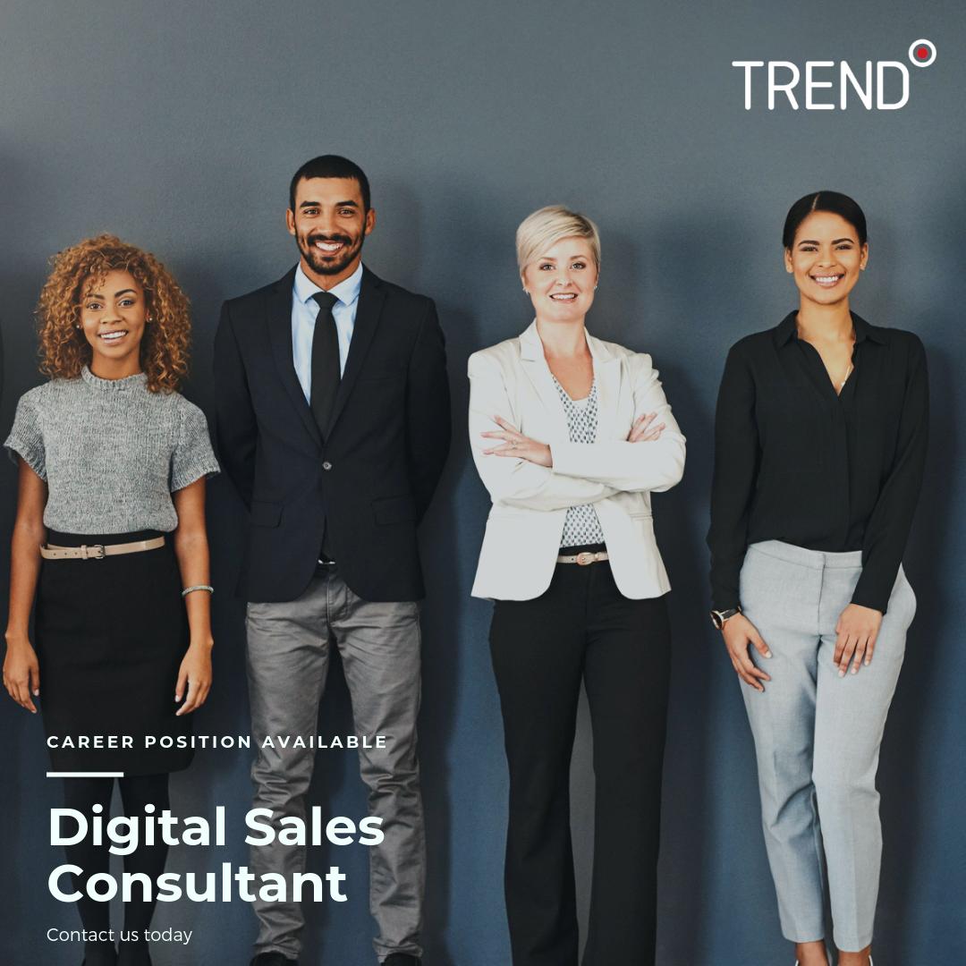 Career Opportunity: Digital Media Sales Consultant (Trinidad & Tobago)